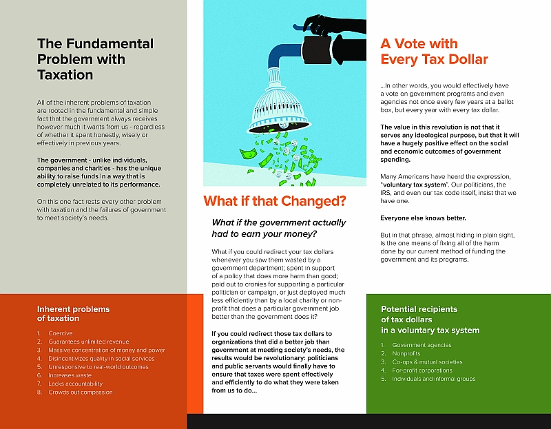 Tax Revolution Trifold 2 of 2