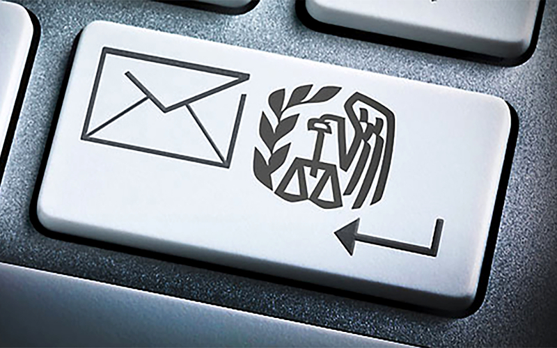 IRS $12 million email system. (Photo: Occupy)