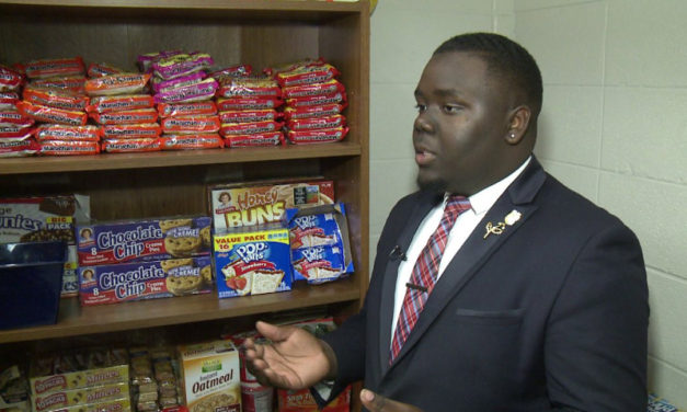 """Ending Hunger in America One College """"Food Pantry"""" at a Time"""