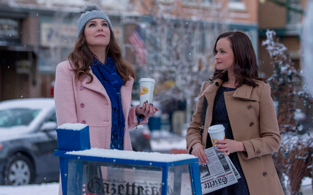 If the Gilmore Girls' Stars Hollow can figure out how to raise the funds that they need without imposing excessive government taxation, then why can't we?